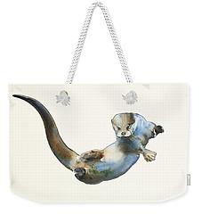 Hunter Weekender Tote Bag by Mark Adlington