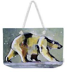 Ice Bear Weekender Tote Bag by Mark Adlington