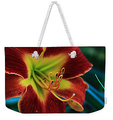 In The Ant's Eye Weekender Tote Bag by Reid Callaway
