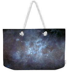 Weekender Tote Bag featuring the photograph Infrared View Of Cygnus Constellation by Science Source