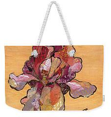 Iris II - Series II Weekender Tote Bag by Shadia Derbyshire
