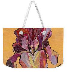 Iris V  - Series V Weekender Tote Bag by Shadia Derbyshire
