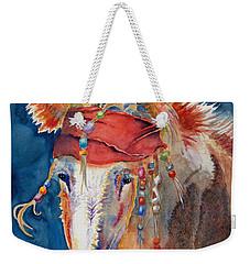 Jack Burro -  Donkey Weekender Tote Bag by Deb  Harclerode