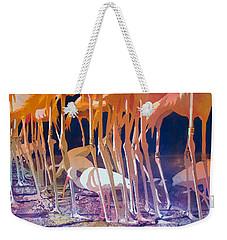Jailbirds Weekender Tote Bag by Kris Parins