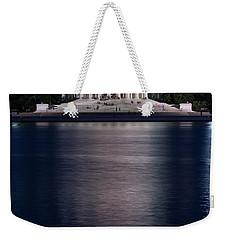 Jefferson Memorial Washington D C Weekender Tote Bag by Steve Gadomski