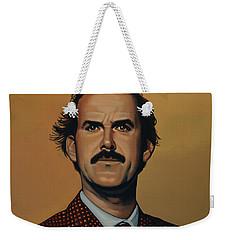 John Cleese Weekender Tote Bag by Paul Meijering