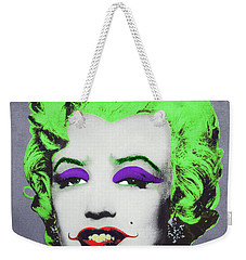 Joker Marilyn Weekender Tote Bag by Filippo B