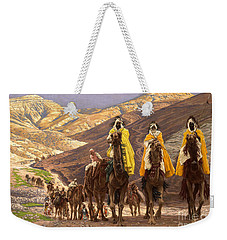Journey Of The Magi Weekender Tote Bag by Tissot