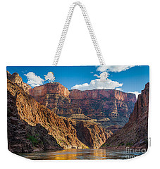 Journey Through The Grand Canyon Weekender Tote Bag by Inge Johnsson