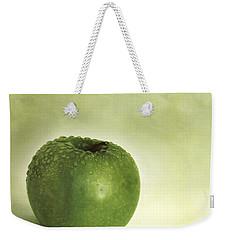 Just Green Weekender Tote Bag by Priska Wettstein