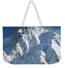 K2 At Dawn Pakistan Weekender Tote Bag by Colin Monteath