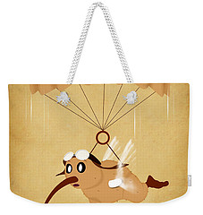 Kiwi  Weekender Tote Bag by Mark Ashkenazi