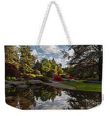 Kubotas Garden Vision Weekender Tote Bag by Mike Reid