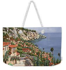 La Costa Weekender Tote Bag by Guido Borelli
