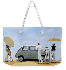 La Seicento Weekender Tote Bag by Guido Borelli