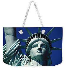 Lady Liberty Weekender Tote Bag by Jon Neidert