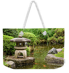 Lantern Weekender Tote Bag by Joe Mamer