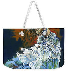 Dive Into Your Soul Weekender Tote Bag by Karina Llergo