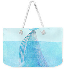 Lift Weekender Tote Bag by Eric Fan