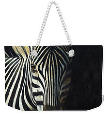 Light And Shade Weekender Tote Bag by David Stribbling