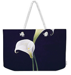 Lily Weekender Tote Bag by Lincoln Seligman