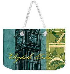 London 1859 Weekender Tote Bag by Debbie DeWitt