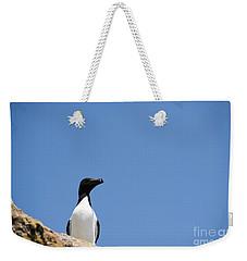 Look At Me Weekender Tote Bag by Anne Gilbert