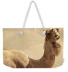 Looking At Ya Weekender Tote Bag by Lourry Legarde