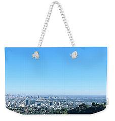 Los Angeles Weekender Tote Bag by Kume Bryant
