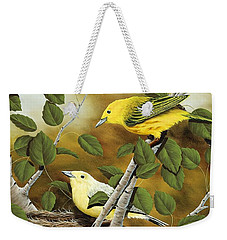 Love Nest Weekender Tote Bag by Rick Bainbridge