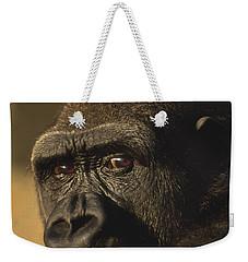 Lowland Gorilla Weekender Tote Bag by Frans Lanting MINT Images