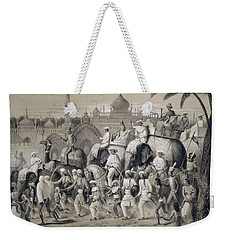 Lucknow, The Principal Street Weekender Tote Bag by A Soltykoff