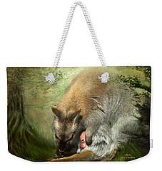 Mama Weekender Tote Bag by Carol Cavalaris