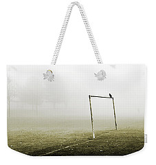 Match Abandoned Weekender Tote Bag by Mark Rogan