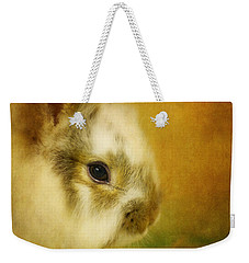Memories Of Watership Down Weekender Tote Bag by Lois Bryan