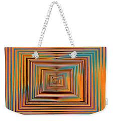 Mesmer Realized Weekender Tote Bag by Tim Allen