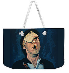 Michael Palin Weekender Tote Bag by Paul Meijering