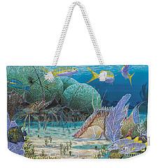 Mini Season Re0017 Weekender Tote Bag by Carey Chen