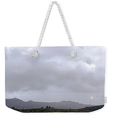 Weekender Tote Bag featuring the photograph Minotaur Iv Lite Launch by Science Source