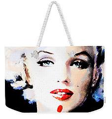 Mm 132 P  Weekender Tote Bag by Theo Danella