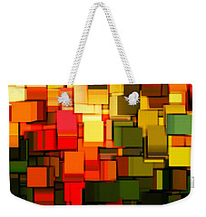 Modern Abstract I Weekender Tote Bag by Lourry Legarde