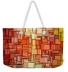 Modern Abstract Viii Weekender Tote Bag by Lourry Legarde