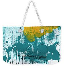 Morning Ride Weekender Tote Bag by Linda Woods