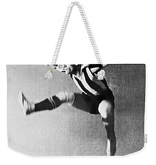 Moscow Opera Ballet Dancer Weekender Tote Bag by Underwood Archives