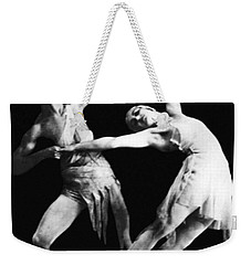 Moscow Opera Ballet Dancers Weekender Tote Bag by Underwood Archives