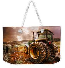 Mr. Big Weekender Tote Bag by Debra and Dave Vanderlaan