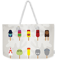 My Muppet Ice Pop - Univers Weekender Tote Bag by Chungkong Art