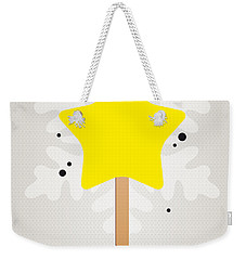My Nintendo Ice Pop - Super Star Weekender Tote Bag by Chungkong Art