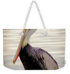 My Visitor Weekender Tote Bag by Karen Wiles