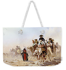Napoleon And His General Staff Weekender Tote Bag by Jean Leon Gerome